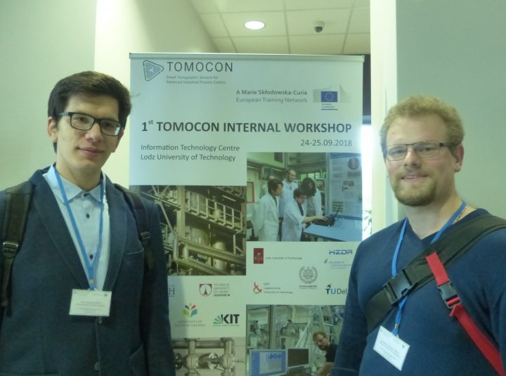 TOMOCON Workshop, Lodz, Sept. 2018