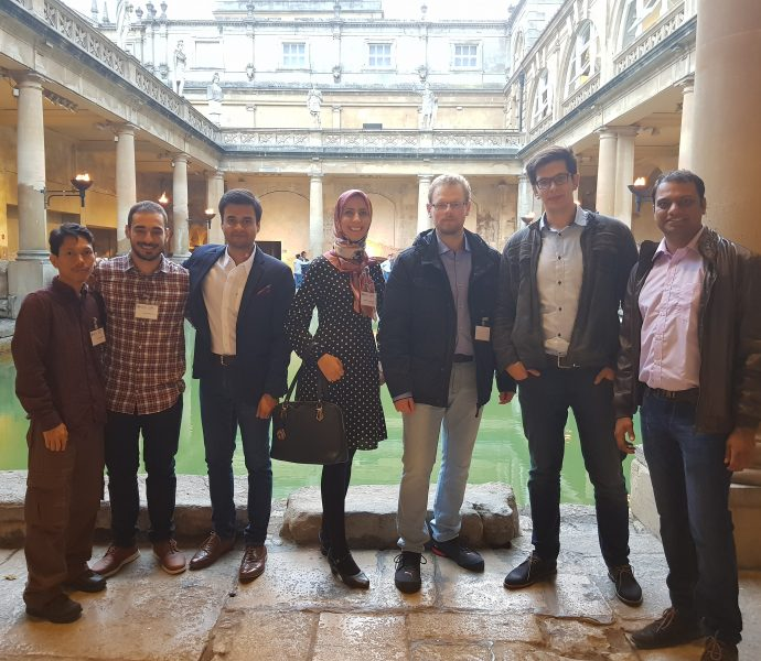 9th World Congress on Industrial Process Tomography, Sept. 2018, Bath, UK