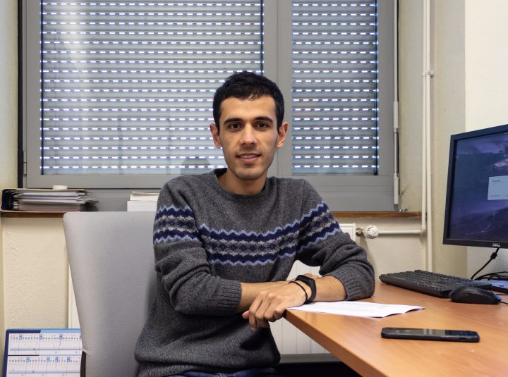ESR 8 Soheil Aghajanian, Secondment at INPT, March 2019