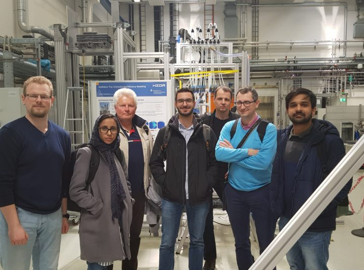 Inline Fluid Separation Demo Meeting, Dresden, March 2019
